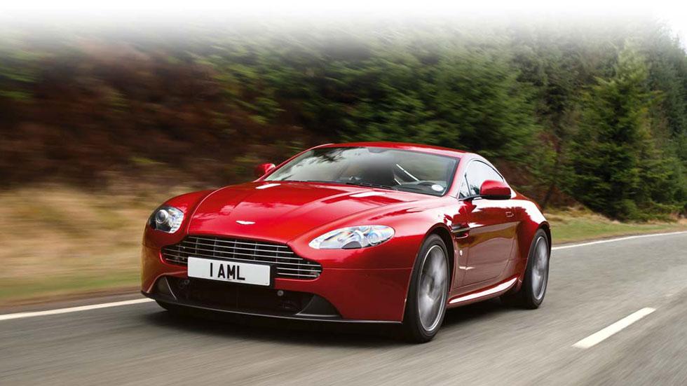 Masiva llamada a revisión de Aston Martin