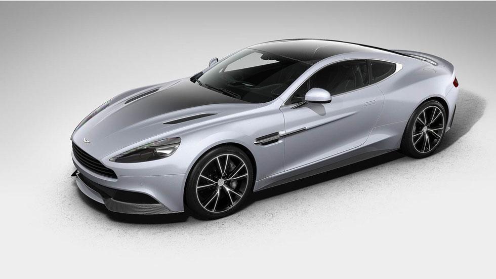 Aston Martin Vanquish Centenary Edition, regalo de cumpleaños