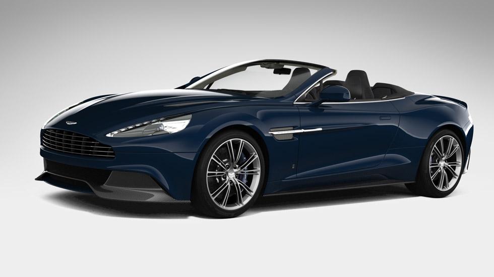 Aston Martin Vanquish Nieman Marcus Edition, regalo de Navidad