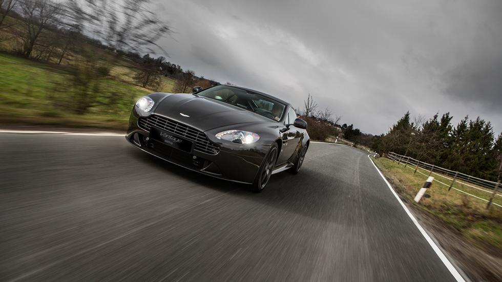 Aston Martin Vantage SP10, de los circuitos a las calles