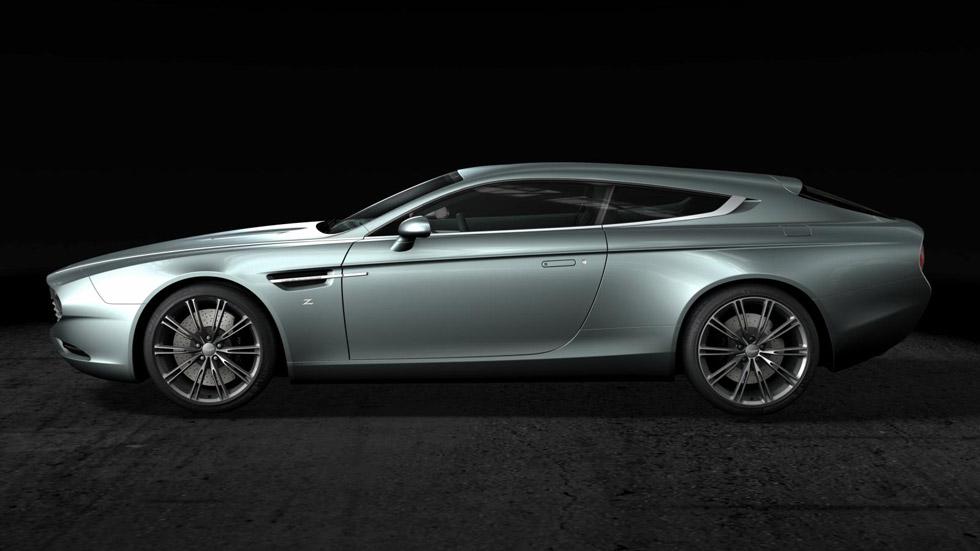 Aston Martin Virage Shooting Brake Zagato, fin de fiesta