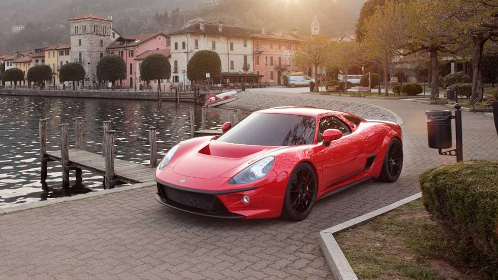 ATS 2.500 GT, un 'Ferrari' lleno de polémica