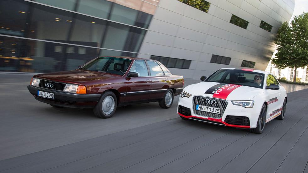 10 momentos claves de los 25 años de motores TDI de Audi