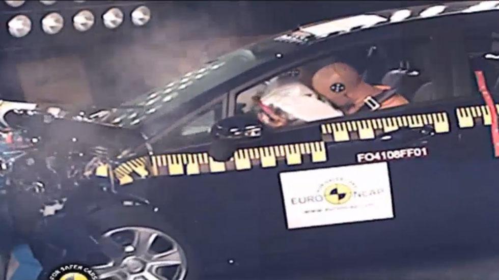 Audi: 75 años de las pruebas de choque