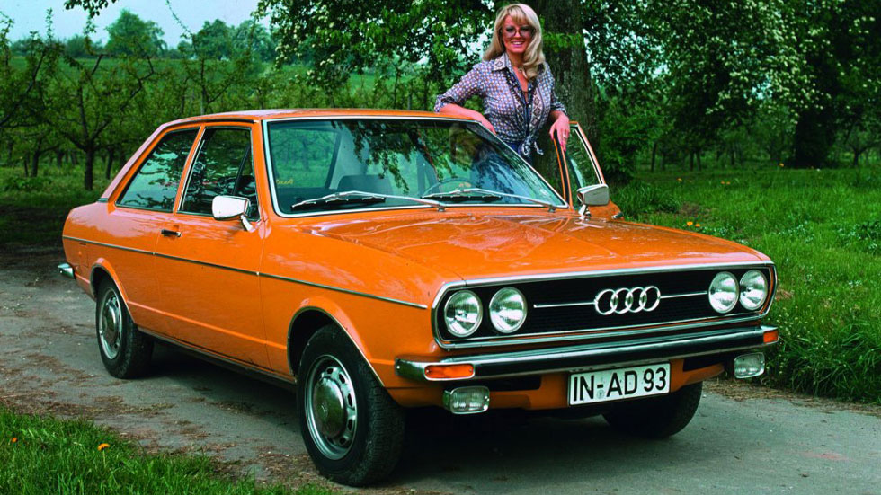 Audi 80 (1973) de 2 y 4 puertas