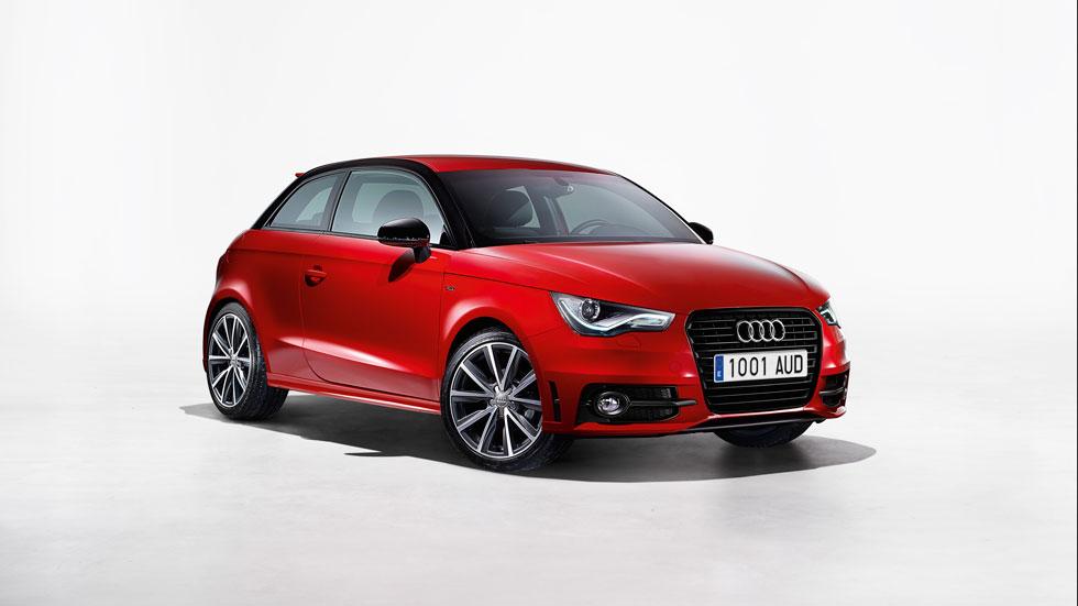 Audi A1 Adrenalin, edición especial con toques deportivos