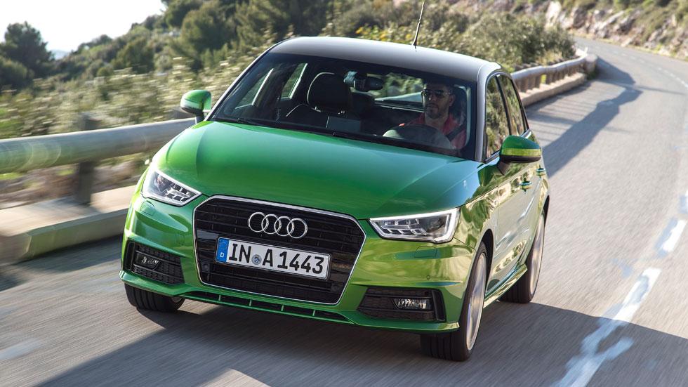 Primera prueba: Audi A1, protagonismo mecánico