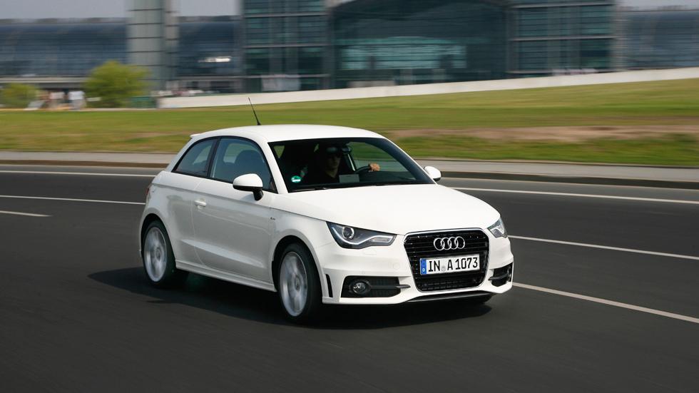 Audi A1, el utilitario más fiable