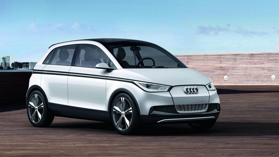 Audi A2 eléctrico: proyecto cancelado