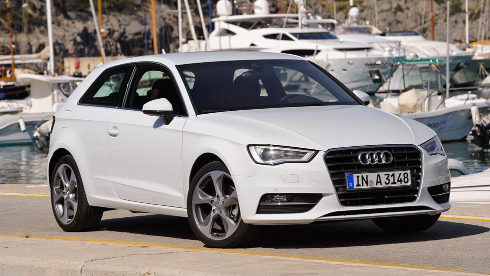 Audi A3 1.4 TFSI ultra y A3 1.6 TDI ultra, máximo ahorro
