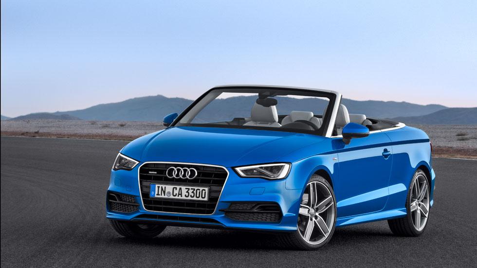 Audi A3 Cabrio, el compacto se descubre