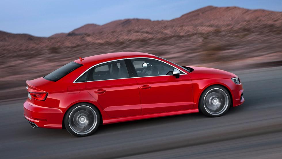 Audi A3 Sedán, el A3 crece con estilo