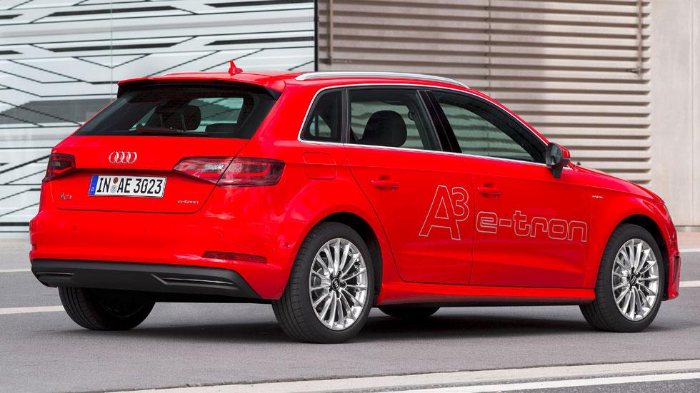 Audi A3 Sportback e-tron: el híbrido enchufable ya es una realidad