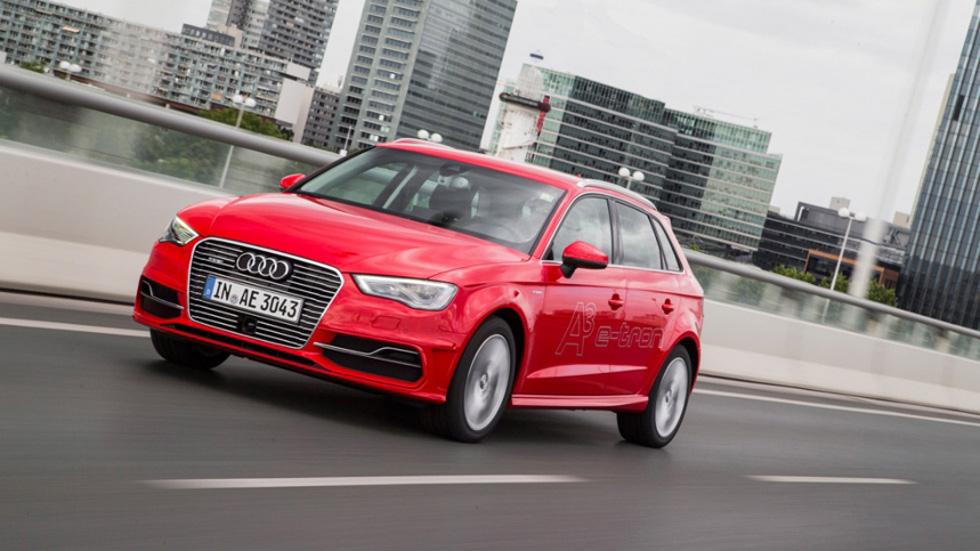 Audi A3 Sportback y Jeep Renegade, cinco estrellas EuroNCAP