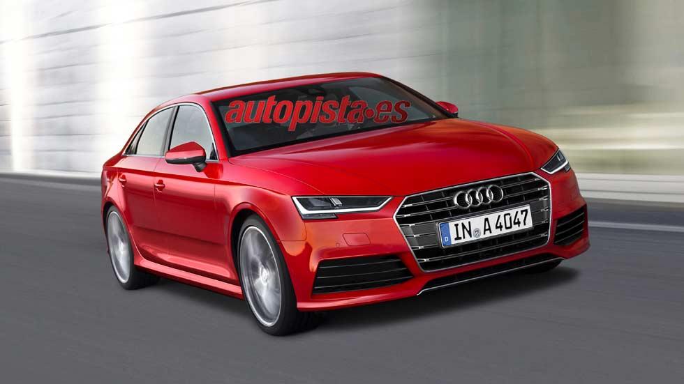 Audi A4 2015, nueva generación casi a punto