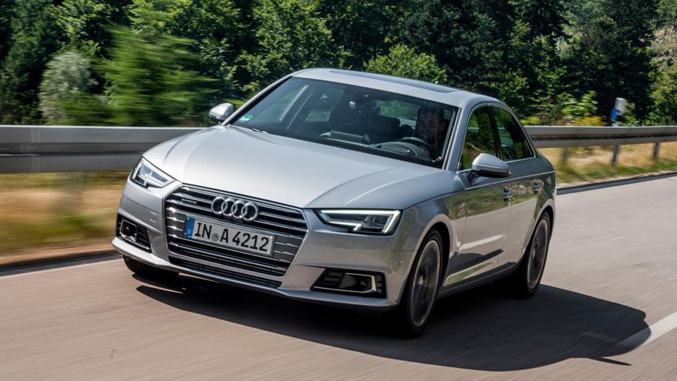 Primera prueba: Audi A4 2015, más dinámico