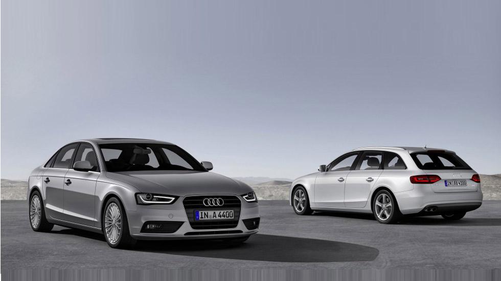 Nuevos Audi A4 y A5 2.0 TDI de 163 y 190 CV