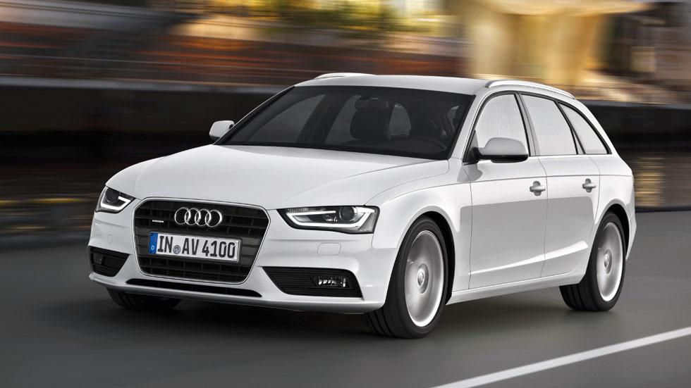Audi A4 S Line Edition, totalmente equipado