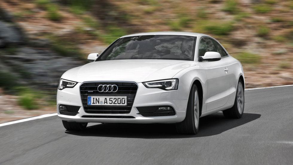 Audi A5, mayor equipamiento a precio contenido