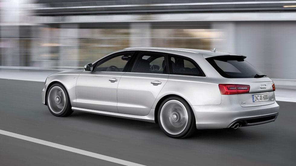 Audi A6 S Line y Advanced Edition para toda la gama Diesel