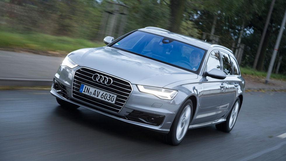 Audi A6, un coche con renovación ultra