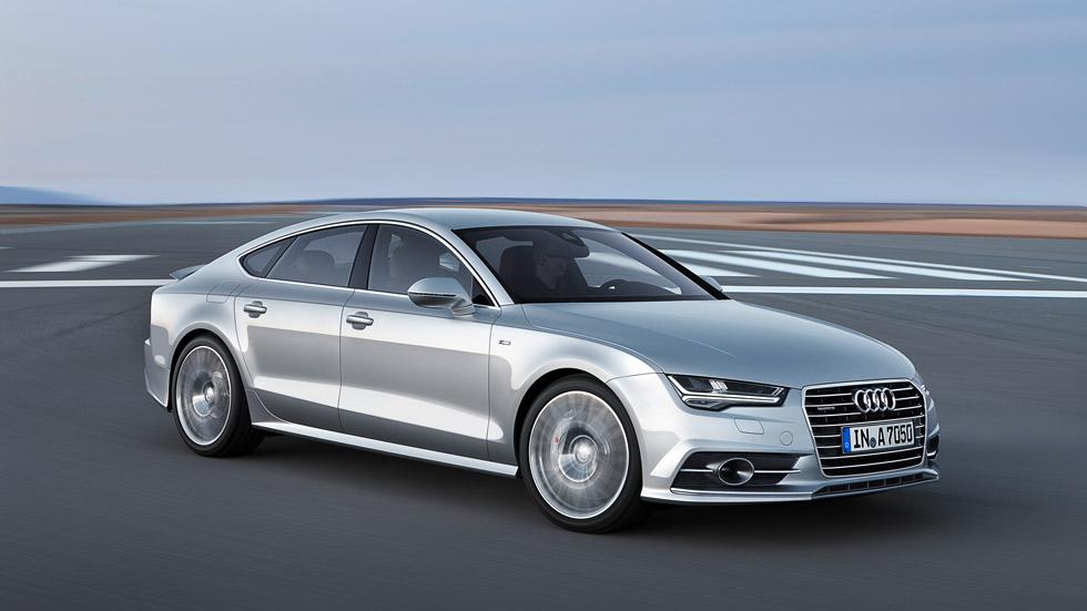 Audi A7 y S7 Sportback 2014, elegancia deportiva