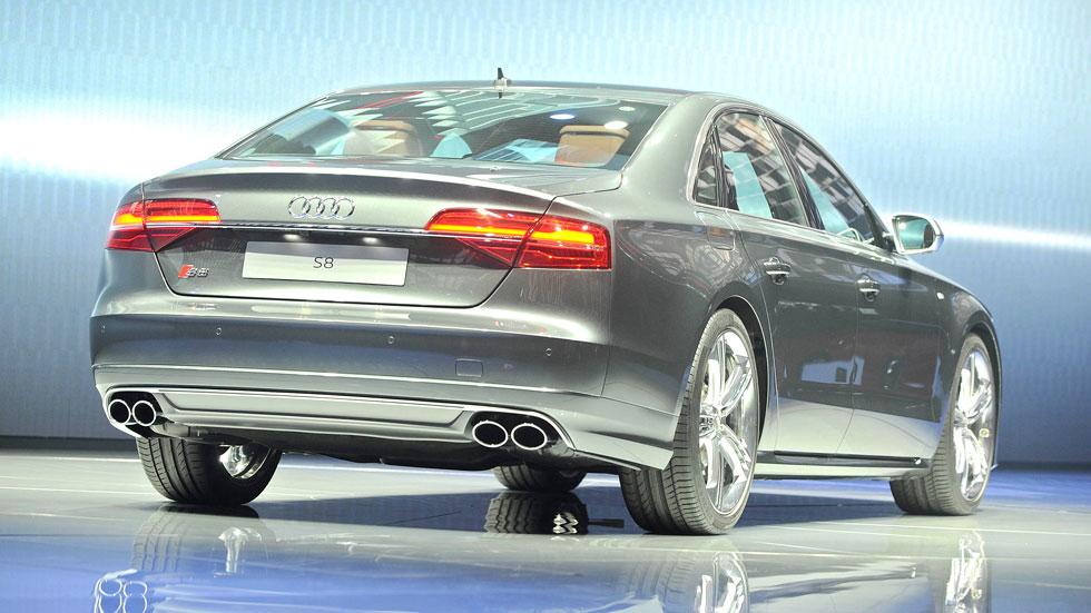 Audi A8 2014, lujo con nuevos ojos