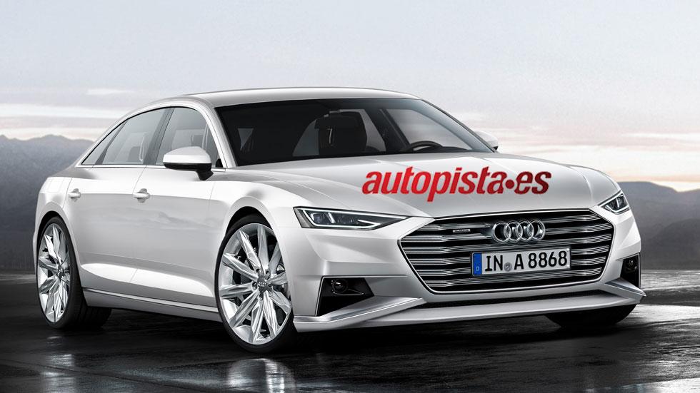 Audi A8 2016, poder tecnológico