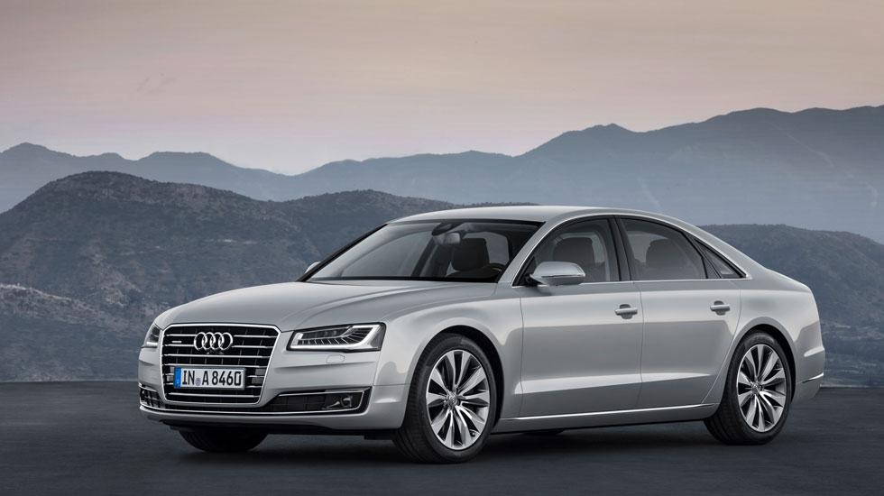Audi A8: precios y comercialización en España