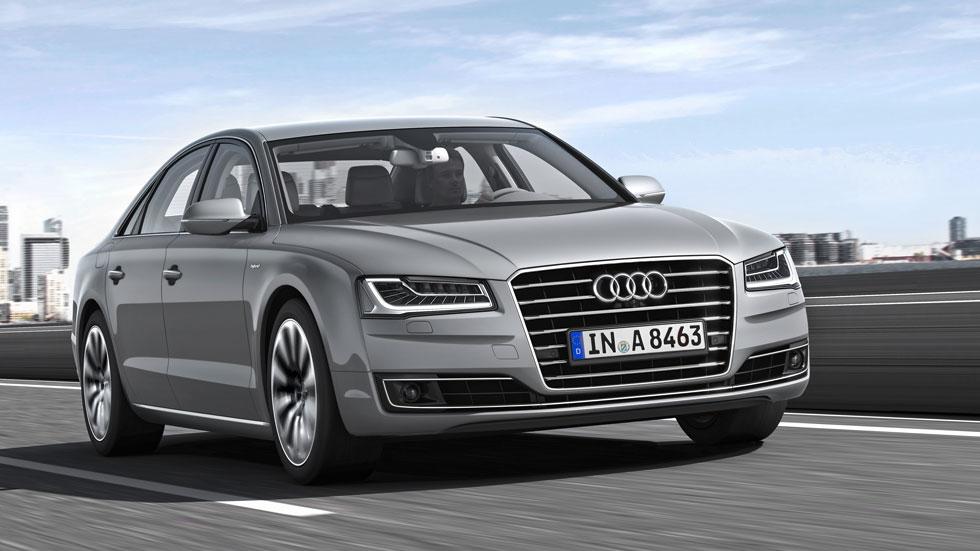Audi A8 Hybrid, tecnología y lujo eficientes