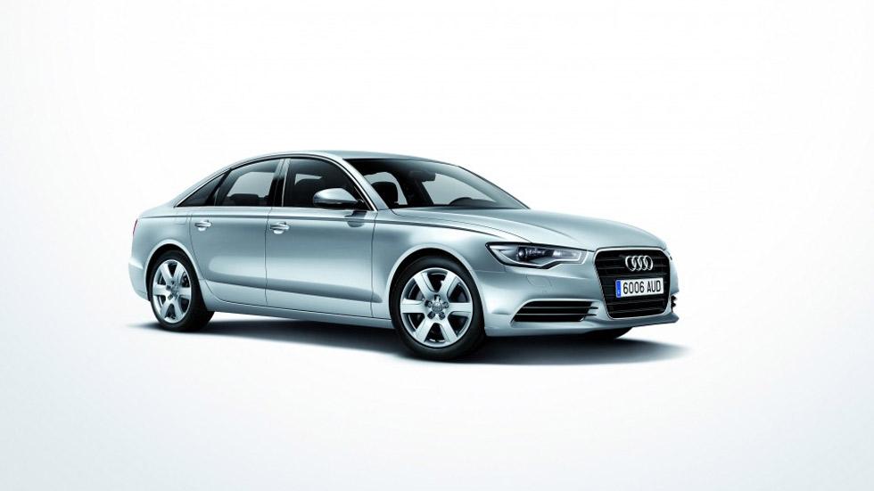Audi en cifras récord en 2014