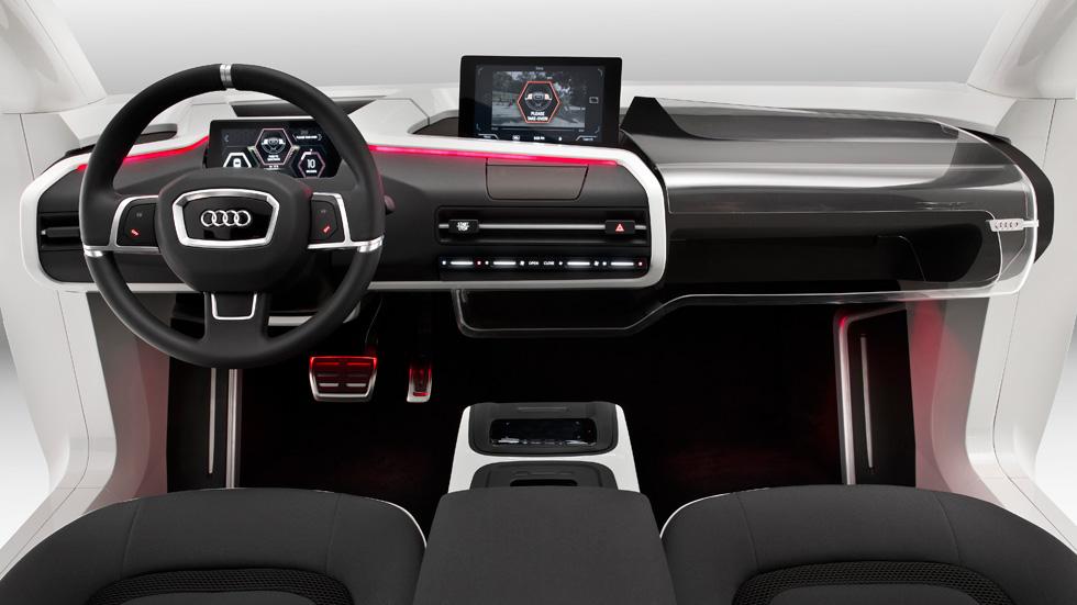 Cinco propuestas tecnológicas de Audi para los próximos años