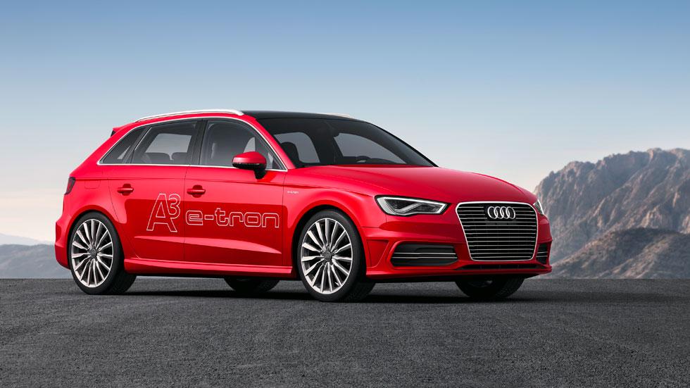 e-tron: el futuro verde según Audi