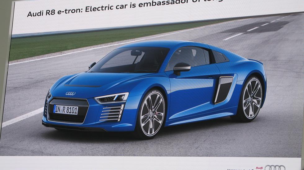 Audi gana 2.543 euros por coche vendido