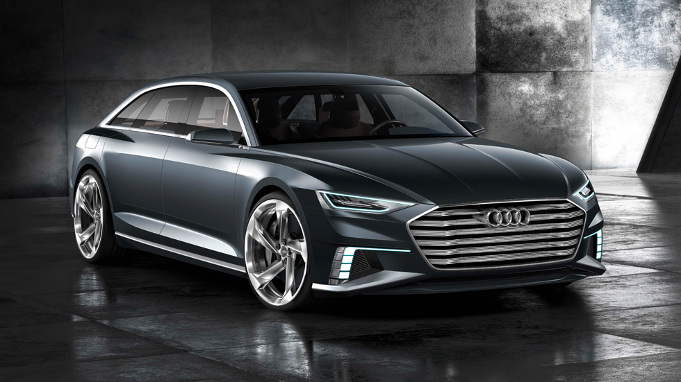 Audi Prologue Avant Concept, el futuro en forma de familiar