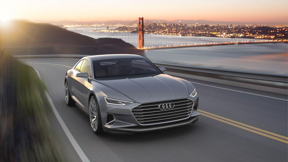 Audi prologue, el futuro de la marca comienza aquí