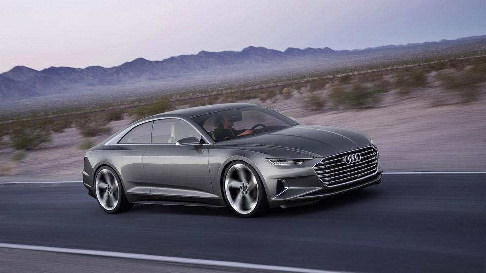 Audi prologue piloted driving, ahora también con conducción autónoma
