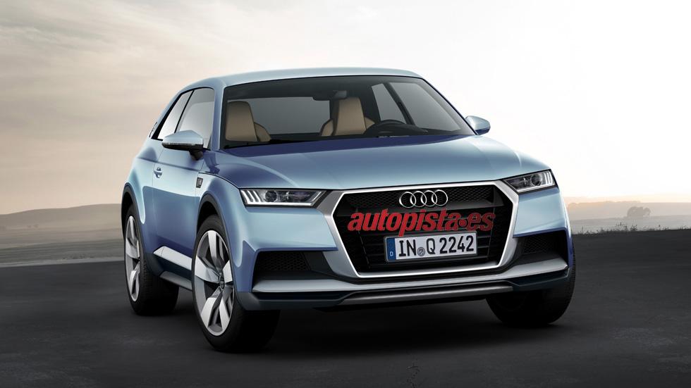 El Audi Q1, confirmado como nuevo SUV. ¿Habrá también Q2?