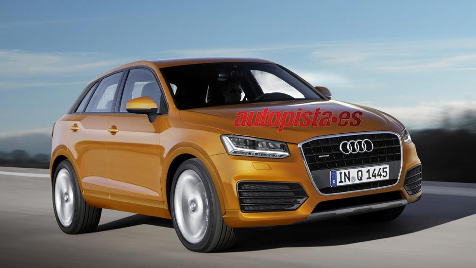 Audi Q1, el primero de la Qlase
