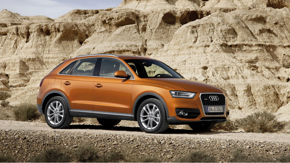 Ediciones 'Ambition plus' y 'Ambiente plus' para Audi Q3