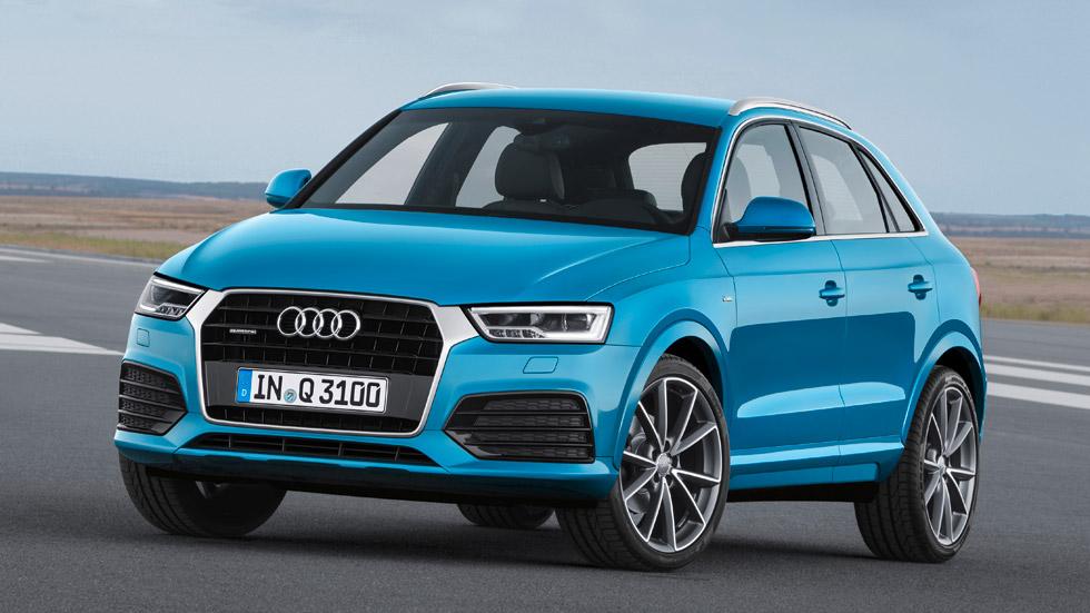 Nuevo Audi Q3, más eficiencia y tecnología a bordo