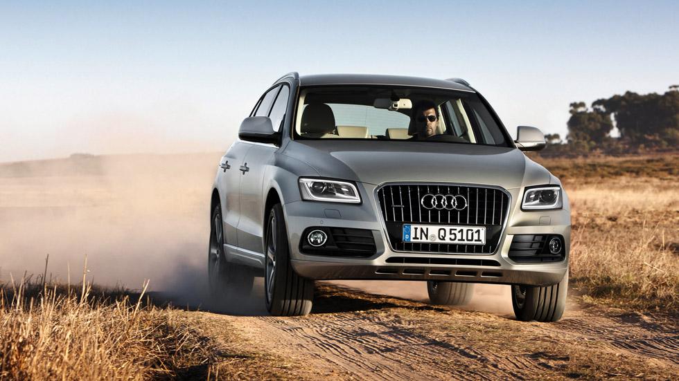 La gama SUV de Audi estrena nuevas series especiales