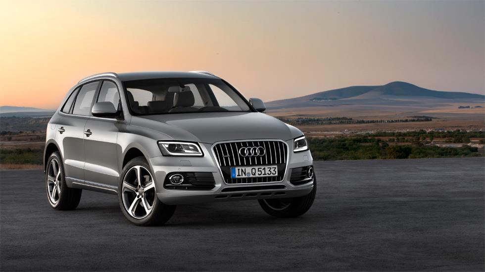 Audi Q5, el coche más seguro para viajar según Continental
