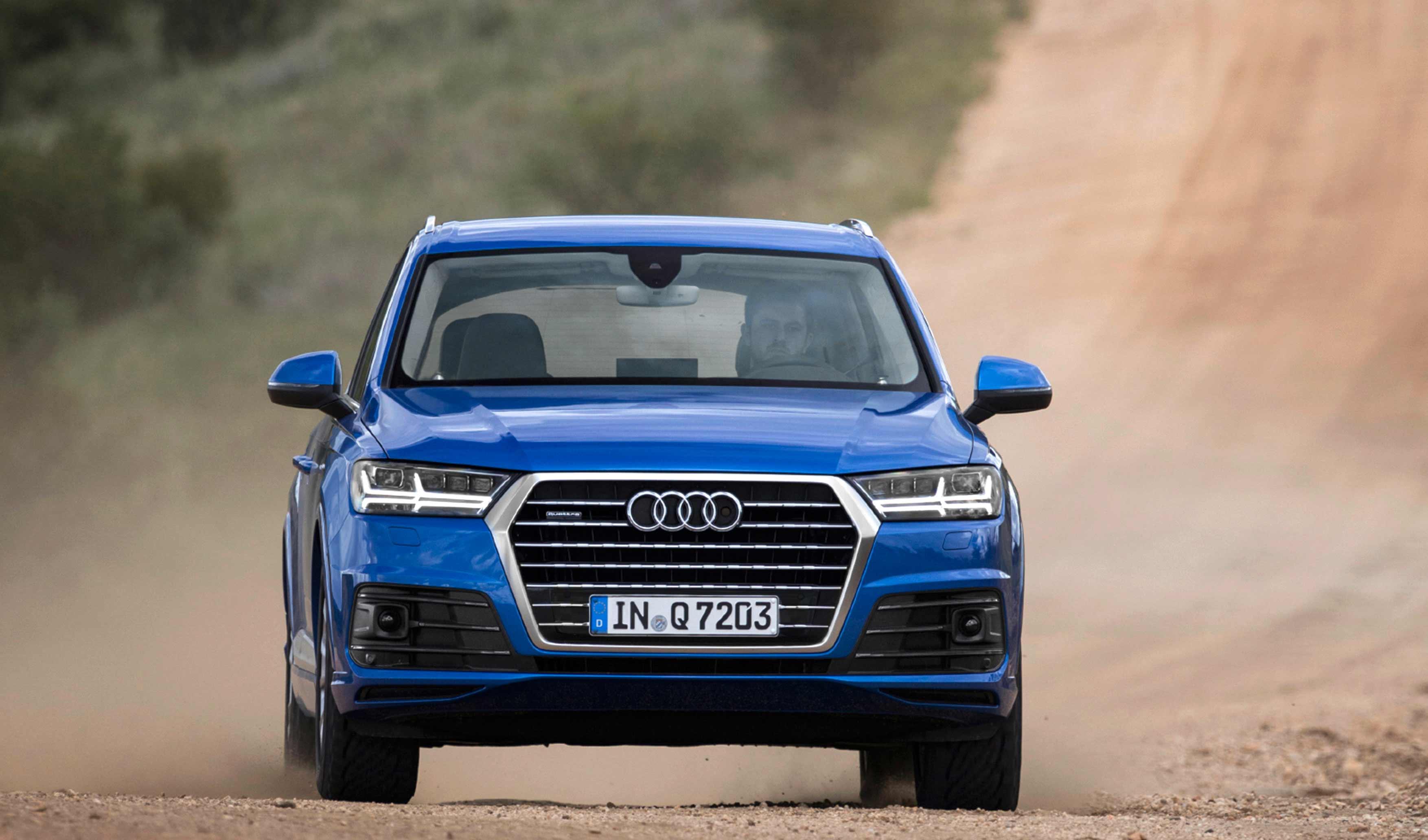 Primera prueba: Audi Q7, rey del confort... y del consumo