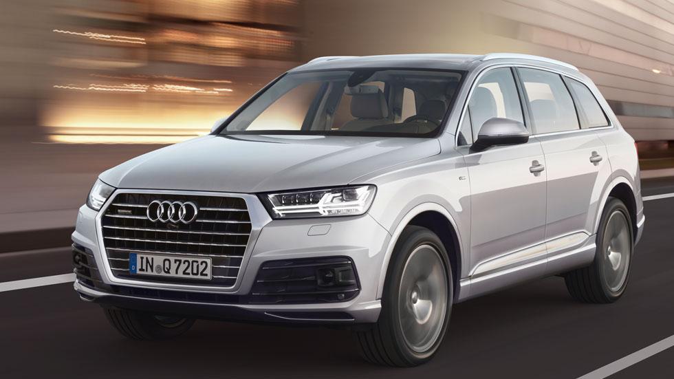El Audi Q7 que menos gasta