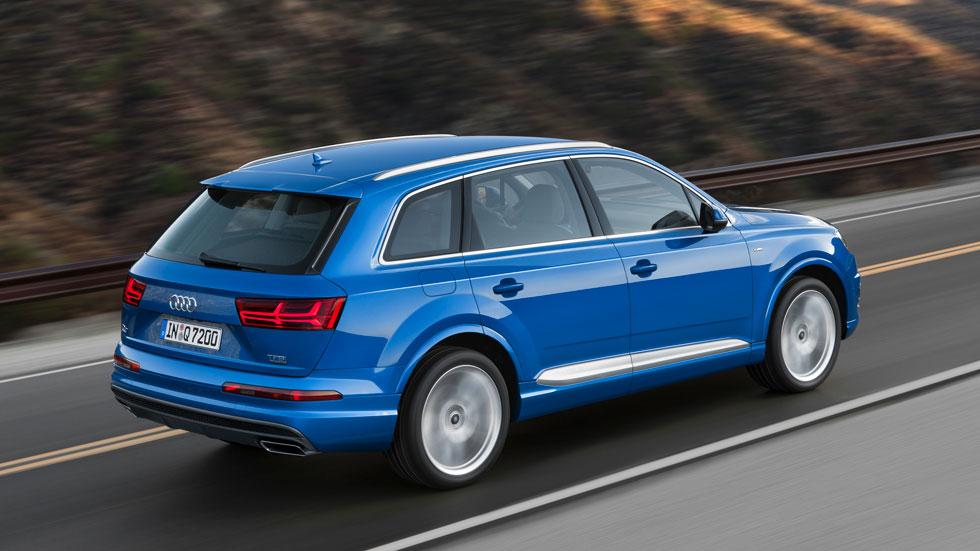 """Audi """"reinventa"""" el audio: sonido 3D para el nuevo Q7"""