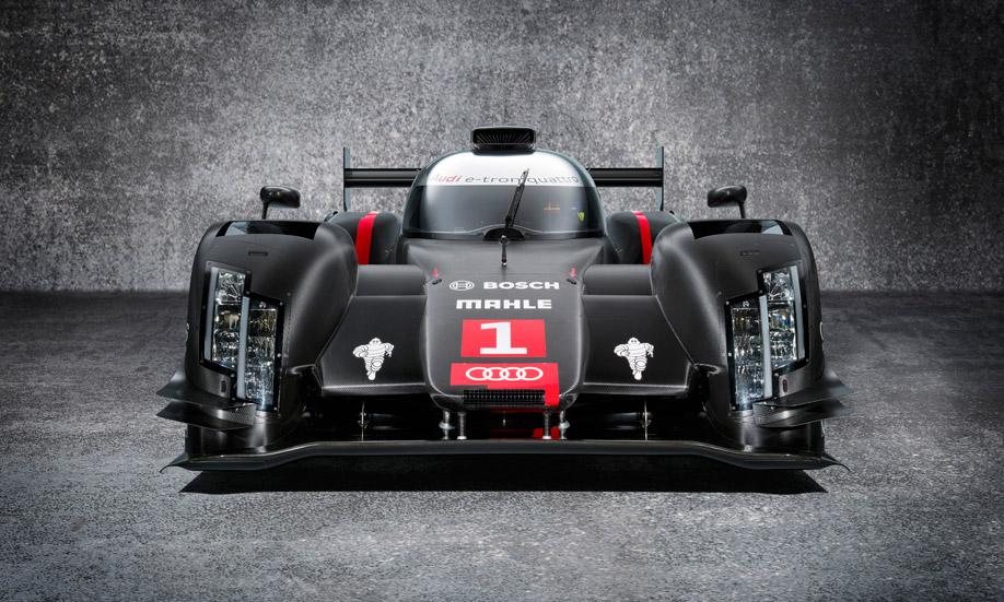 El Audi R18 e-tron quattro de 2014 ya toca pista