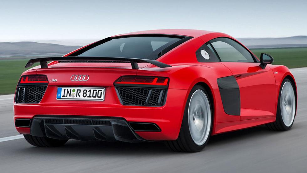 Primera prueba: Audi R8 2015, en circuito