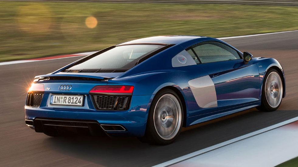 Primera prueba: Audi R8 2015