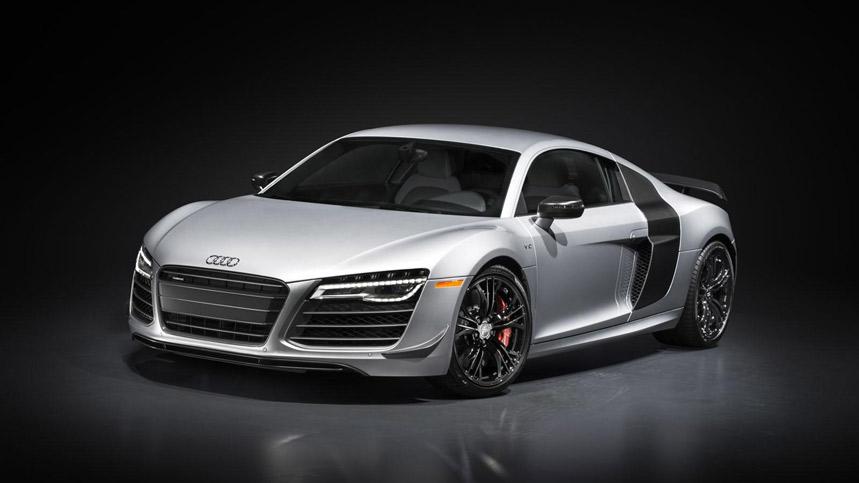Audi R8 Competition, el más potente con 578 CV